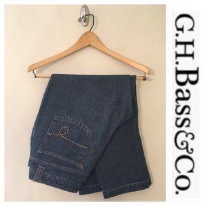 Bass Capri Jeans Size 8